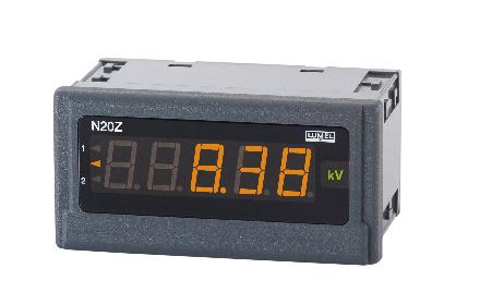 N20Z - Tri Colour Digital Meter for AC Parameters