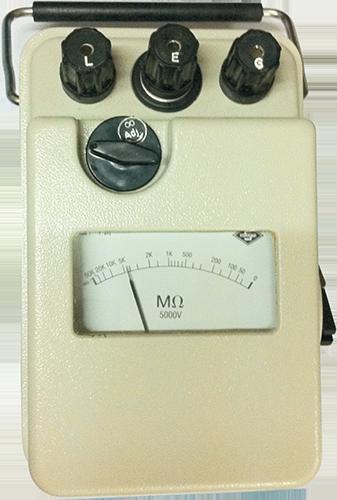 High-Voltage Insulation Tester