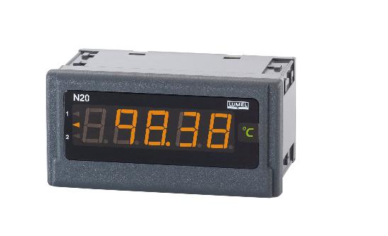 N20 – Tri Colour Digital Meter for DC Parameters