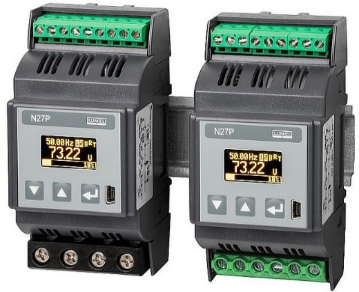 N27P - 63A Direct Input Digital Meter (Single Phase)