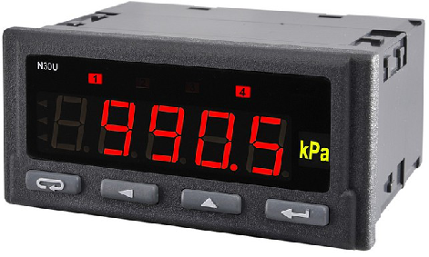 N30U – Advanced Universal Input Tri-colour Digital Meter