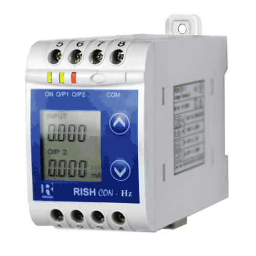 Frequency Transducer Rish Con Hz