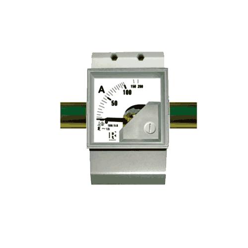 DIN rail Moving Iron meter (EQ,PQ,VQ,ZQ 35)
