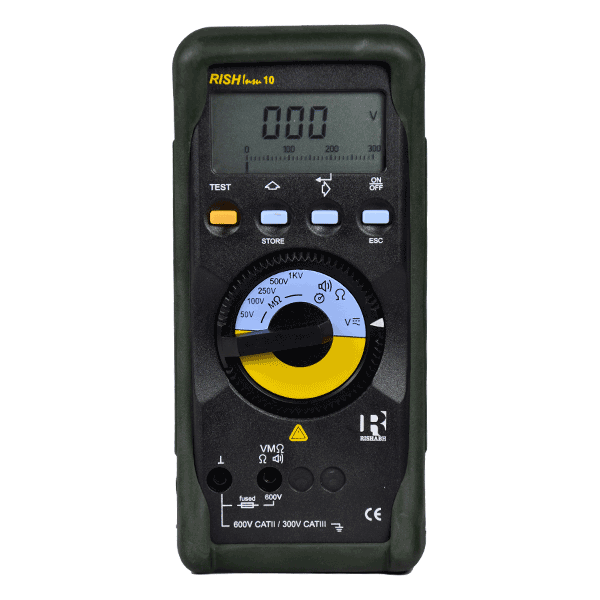 Rish Insu-10 Battery Operated