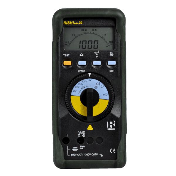 Rish Insu-20 Battery Operated (optional mains operated)