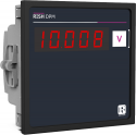 4 1/2 digit DC Ammeter/Volt Meter - Rish DPM xDC (48x96/96x96)