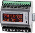 N43 - Rail Mounted 3-Phase Power Network Meter