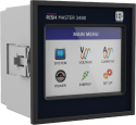 RISH Master 3480 - Touch Screen Graphics LCD