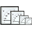 Moving Coil meter DC ammeters and voltmeters 90deg(DS)