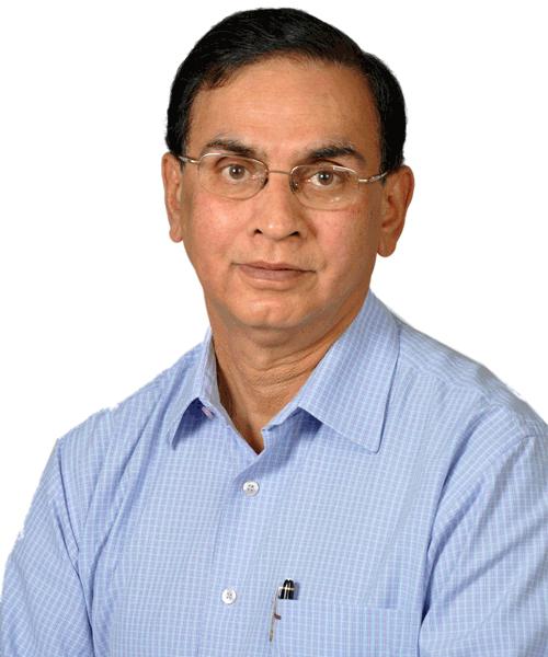 P.K. Ramakrishnan